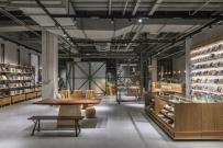 北京无目的概念书店/ 罗宇杰工作室